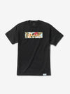 Diamond x Jungle Gurl Box Logo Tee - Black