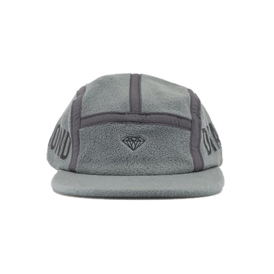 Micro Brilliant Polar Fleece Camper - Heather Gunmetal