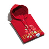 The Hundreds - Red Rose Hoodie - Red