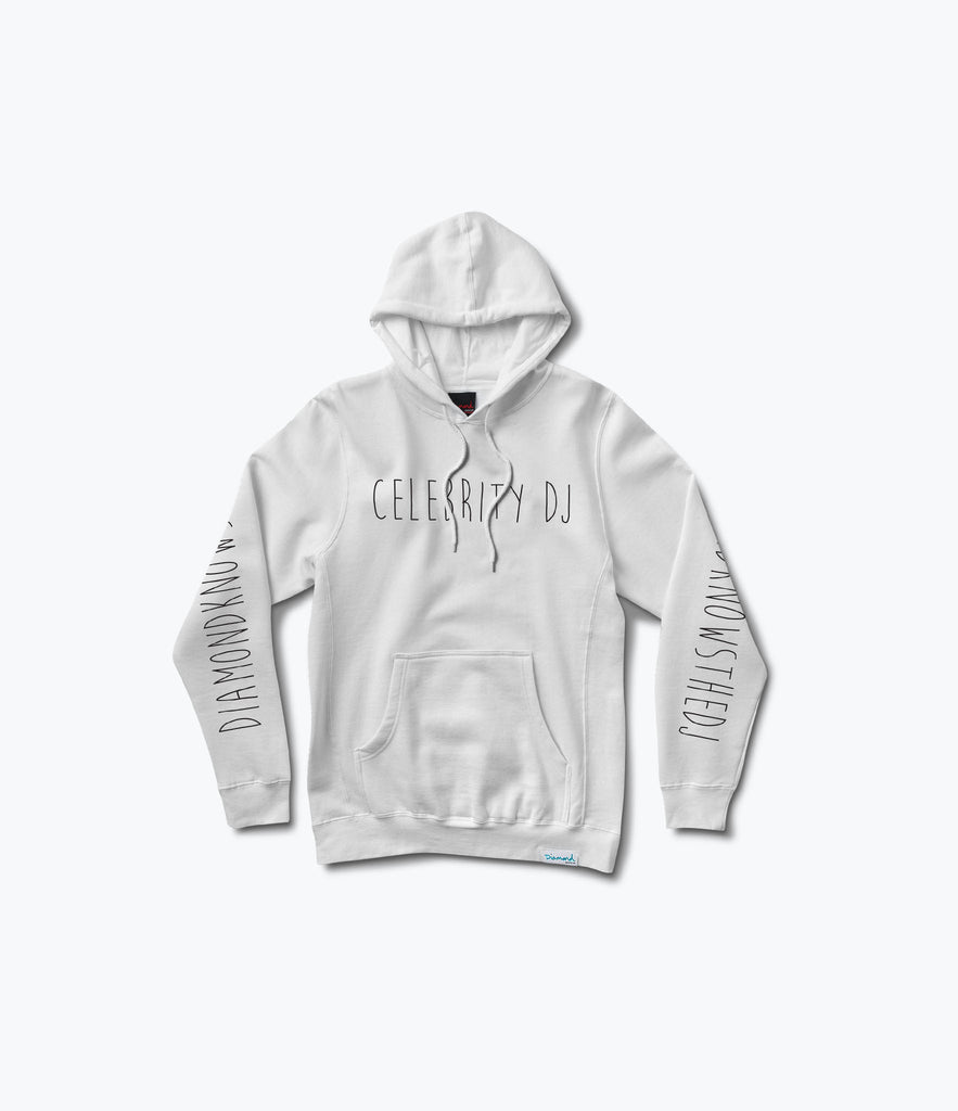 Celebrity DJ Pullover Hood, Limited Additions -  Diamond Supply Co.