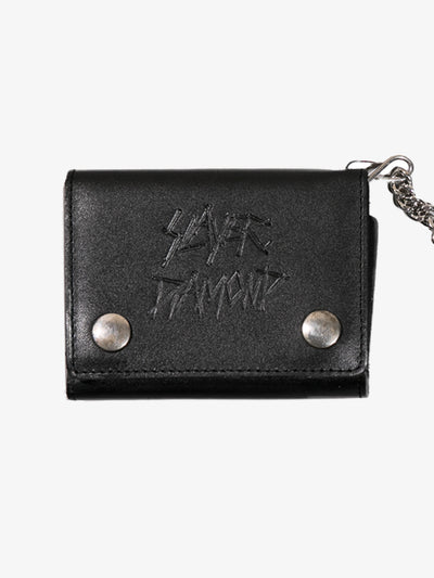 Diamond x Slayer Chain Wallet - Black