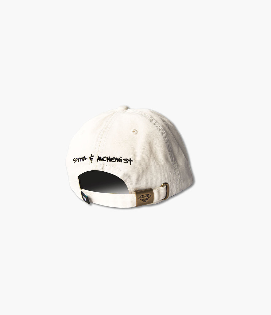Diamond x Curren$y & Alchemist Sports Hat, Limited Additions -  Diamond Supply Co.