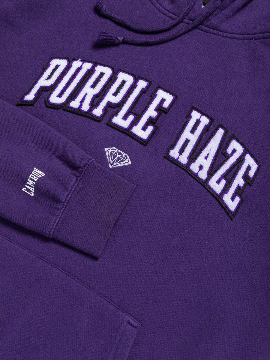 Diamond x Cam'ron Purple Haze Hoodie - Purple