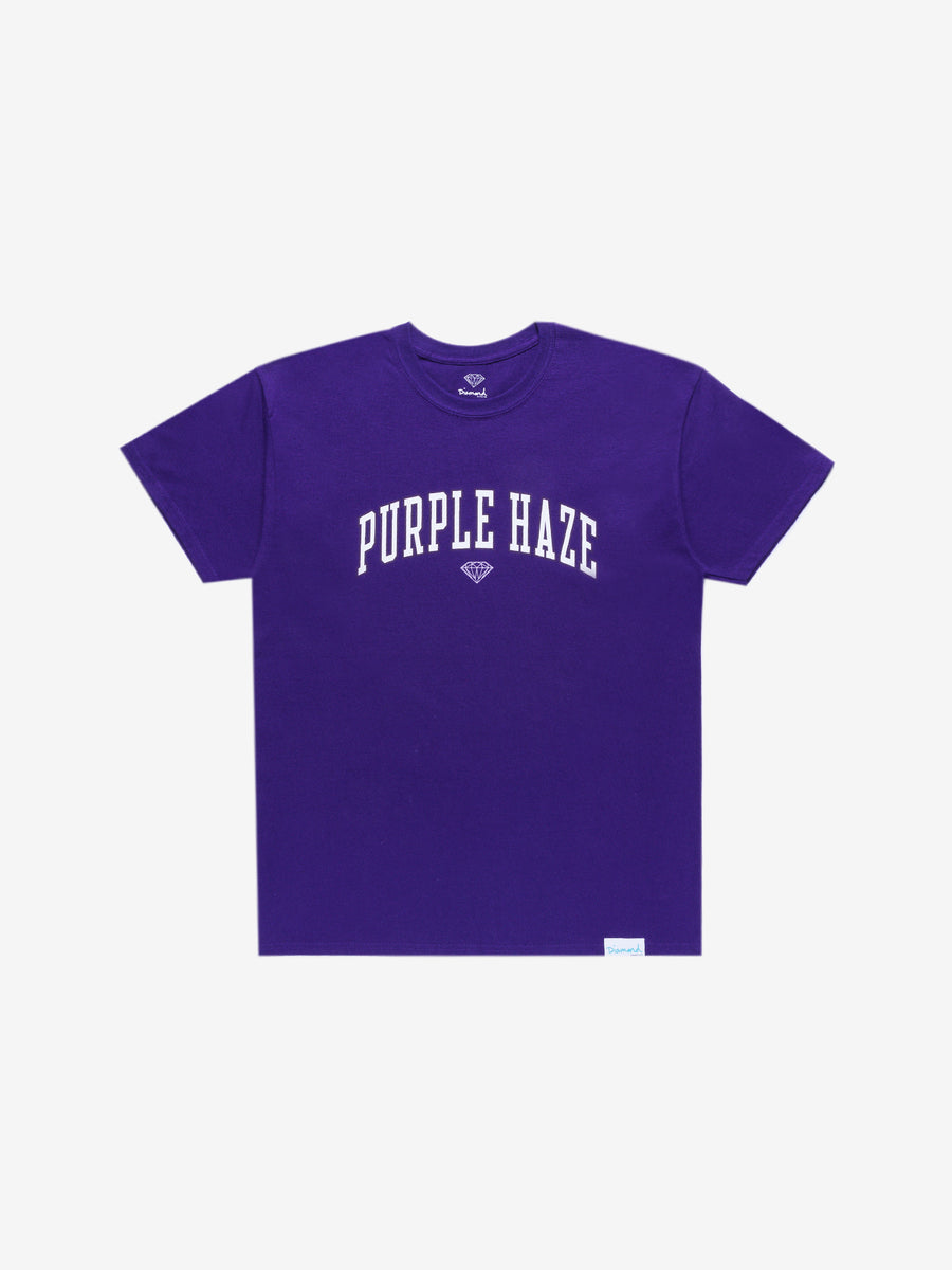 Diamond x Cam'ron Purple Haze Tee - Purple