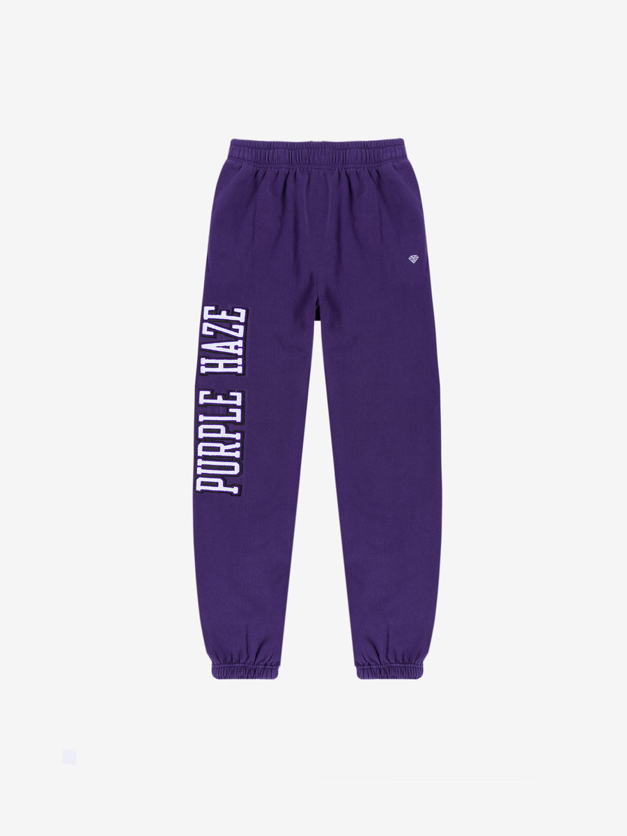 Diamond x Cam'ron Purple Haze Sweatpants - Purple, Camron -  Diamond Supply Co.