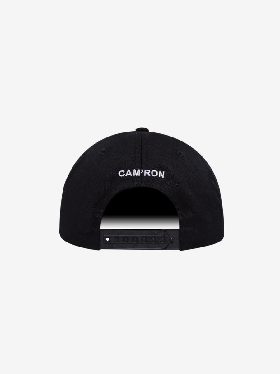 Diamond x Cam'ron Purple Haze Snapback - Black
