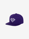 Diamond x Cam'ron Brilliant Snapback - Purple, Camron -  Diamond Supply Co.
