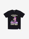 Diamond x Cam'ron Sake Tee - Black
