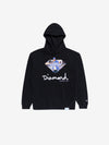 Diamond x Cam'ron Sign Hoodie - Black, Camron -  Diamond Supply Co.