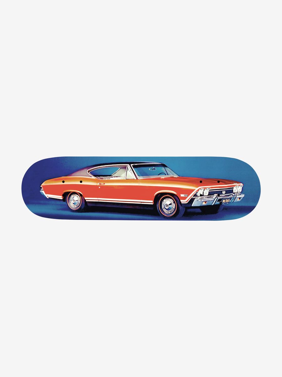 Diamond x Chevelle '68 Skateboard