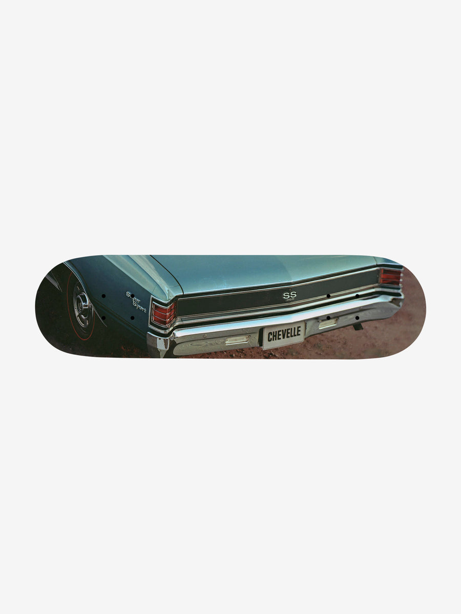Diamond x Chevelle '67 Skateboard