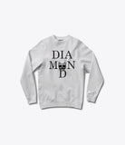 Skull Crewneck Sweatshirt, Spring 2017 Delivery 1 Sweatshirts -  Diamond Supply Co.