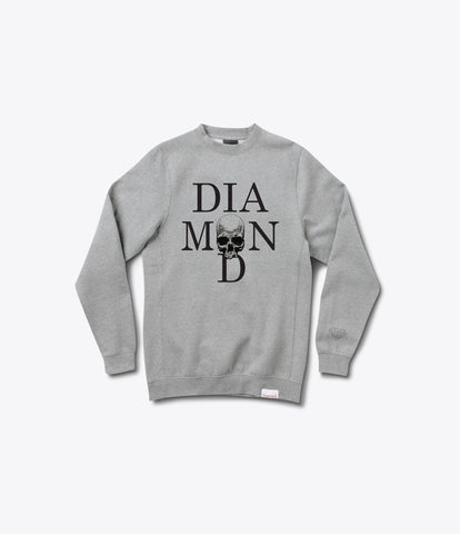 Brilliant Diamond Crewneck Sweatshirt