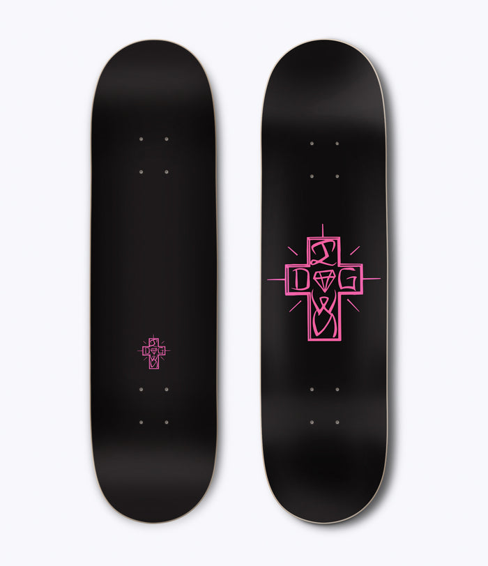 Diamond x Dogtown Skateboard Deck, Limited Additions -  Diamond Supply Co.