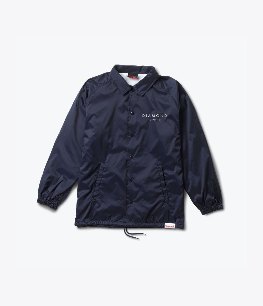 Boxed In Coaches Jacket, Summer 2016 Delivery 2 Jackets -  Diamond Supply Co.