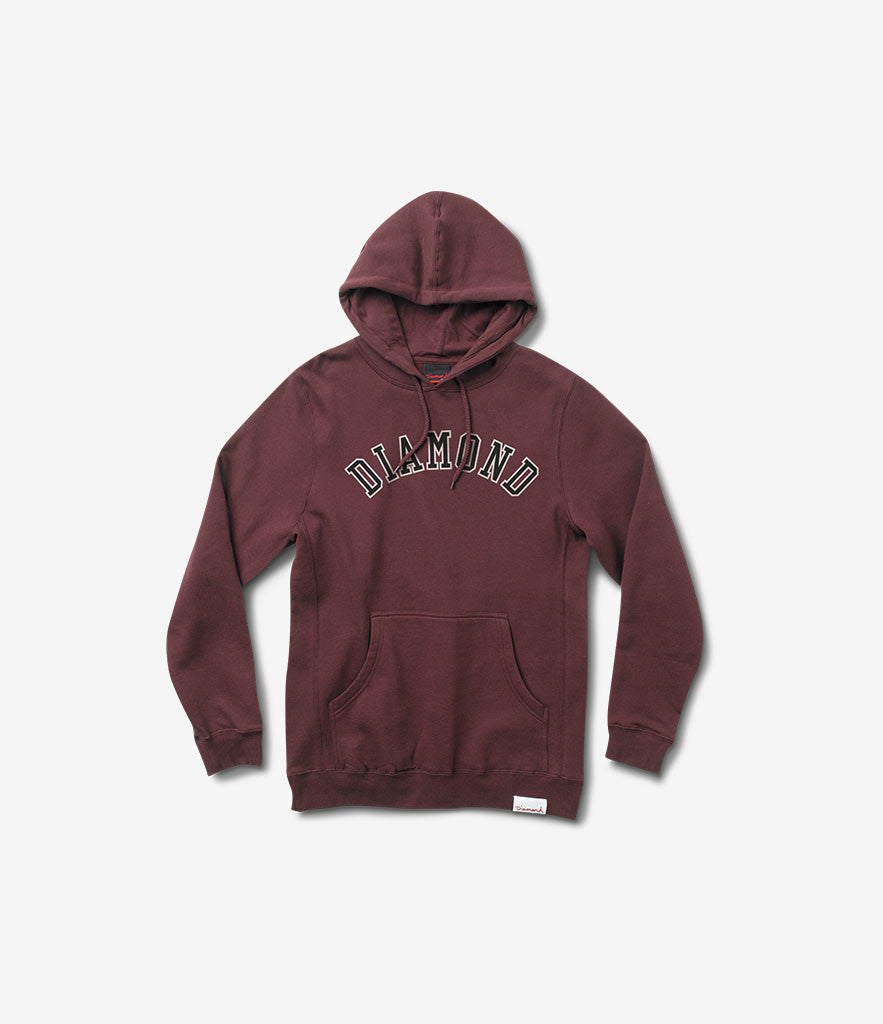 Diamond Arch Pullover Hood, Fall 2016 Sweatshirts -  Diamond Supply Co.