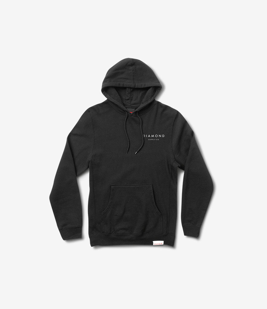 Stone Cut Pullover Hood, Fall 2016 Sweatshirts -  Diamond Supply Co.