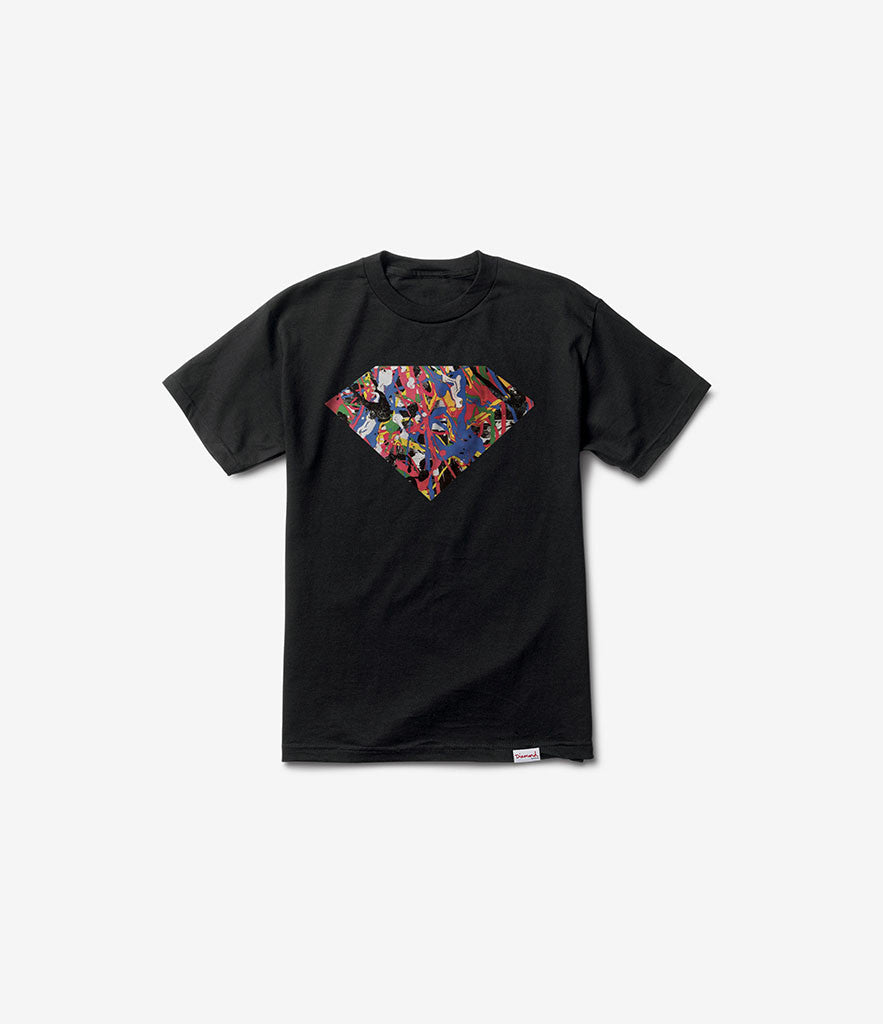 Painted Diamond Tee, Fall 2016 Tees -  Diamond Supply Co.