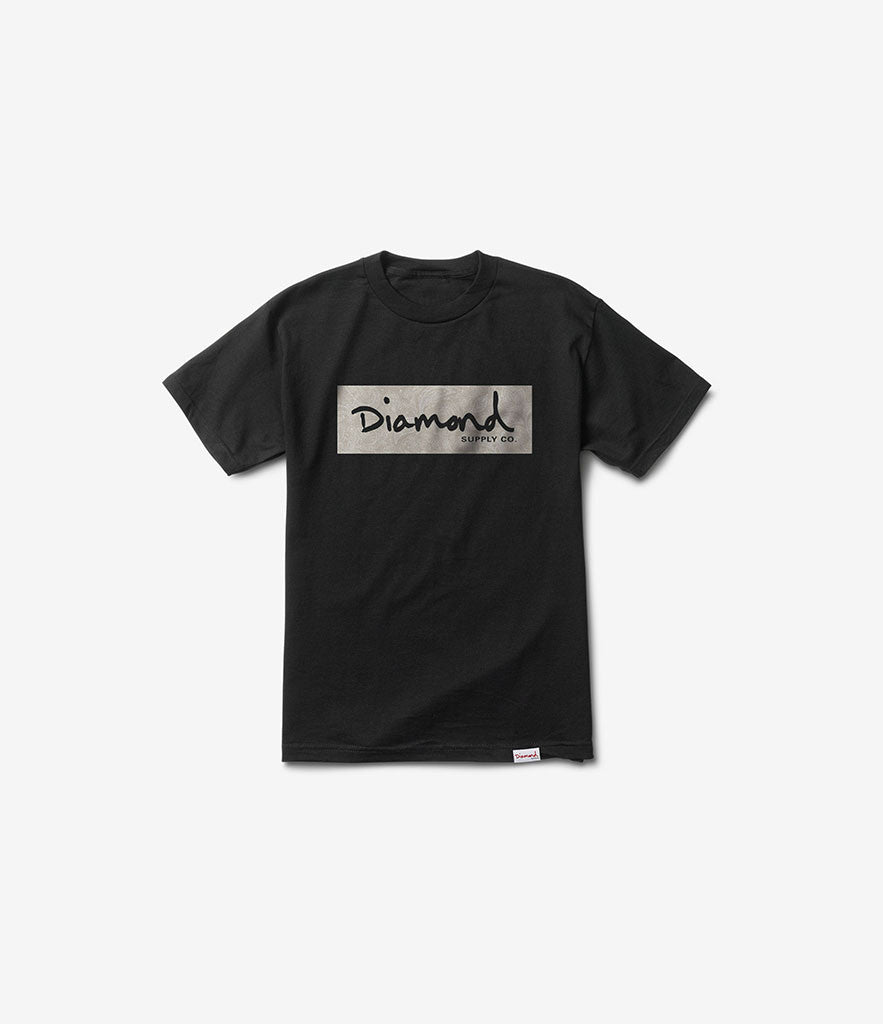 Radiant Box Logo Tee, Fall 2016 Tees -  Diamond Supply Co.