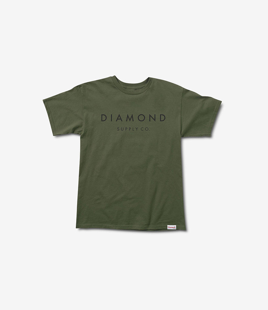 Stone Cut Tee, Fall 2016 Tees -  Diamond Supply Co.