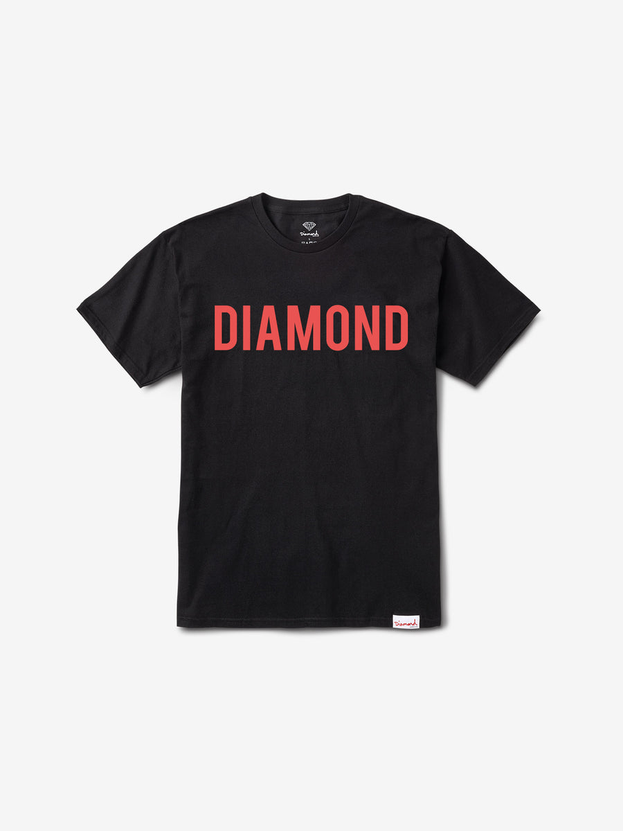 Diamond Team Tee - Black