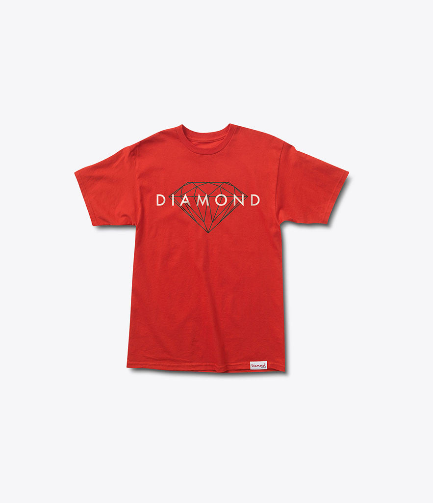Brilliant Tee, Fall 2016 Tees -  Diamond Supply Co.