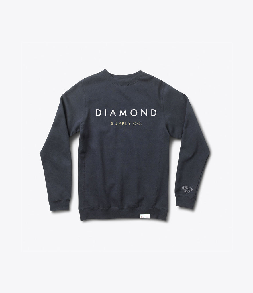Yacht Type Crewneck Sweatshirt, Summer 2016 Delivery 1 Crewneck Sweatshirts -  Diamond Supply Co.