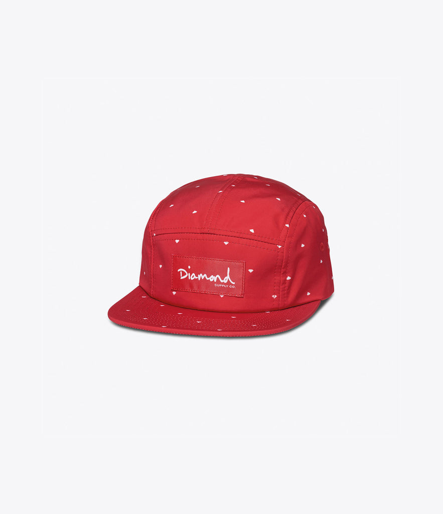Deco 5-Panel Camp Hat, Summer 2016 Delivery 2 Headwear -  Diamond Supply Co.