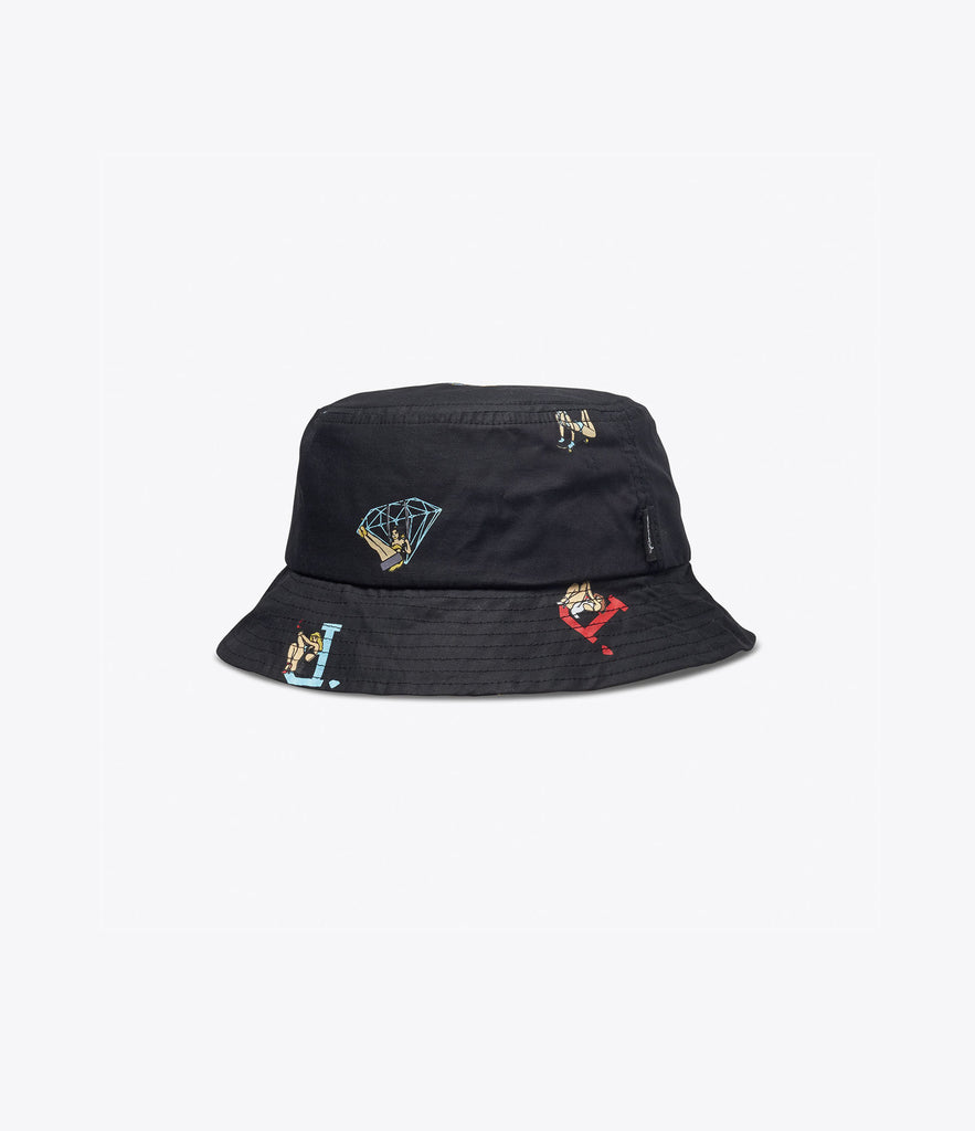 Pin-Up Bucket Hat