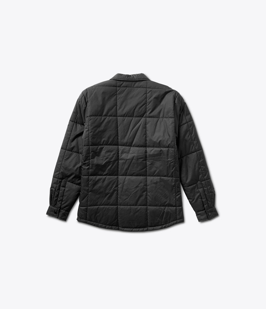 Puffer Shirt Jacket, Holiday 2016 Delivery 1 Cut-N-Sew -  Diamond Supply Co.