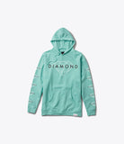 Brilliant Pullover Hood, Fall 2016 Sweatshirts -  Diamond Supply Co.