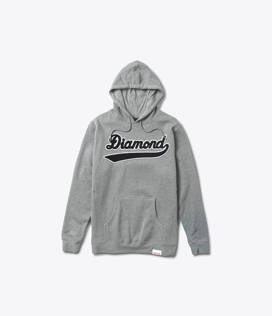 Diamond League Pullover Hood, Fall 2016 Sweatshirts -  Diamond Supply Co.