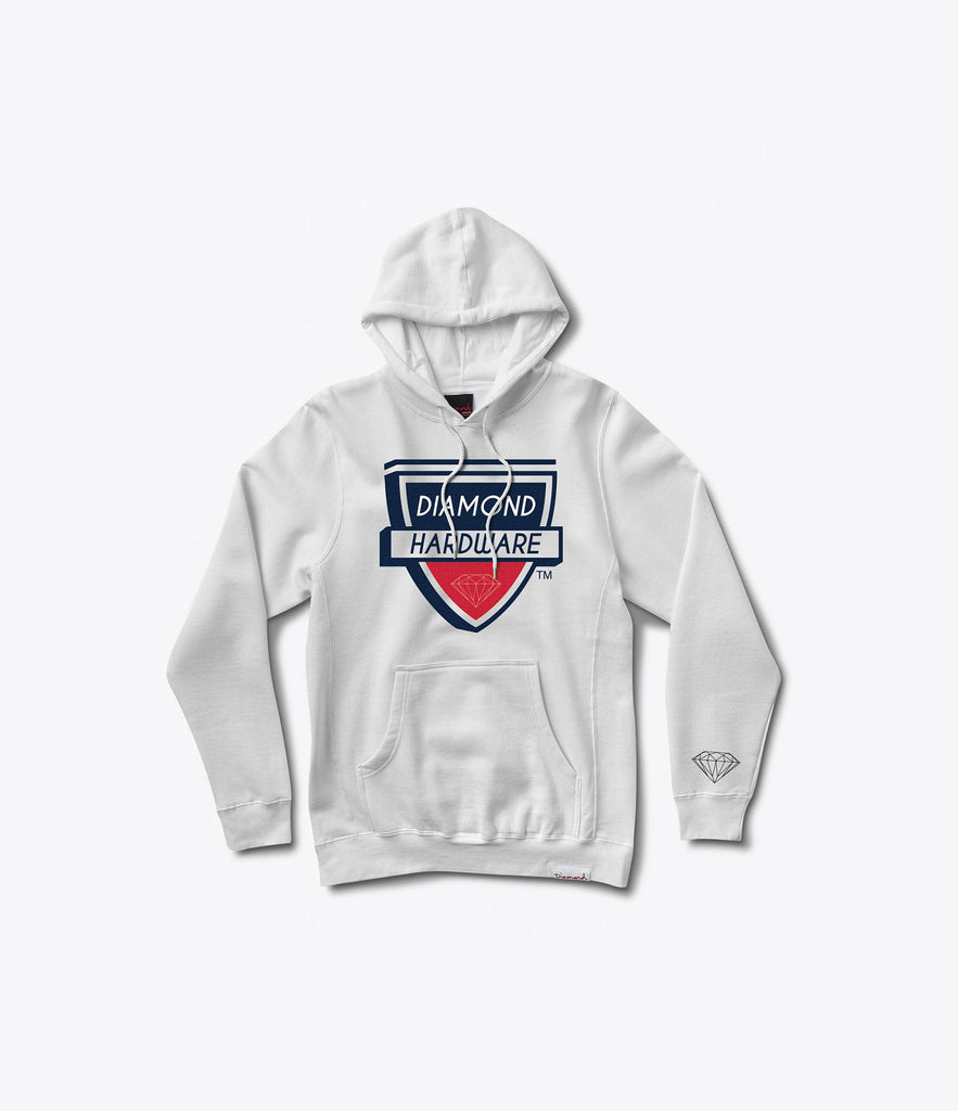 Diamond Hardware Pullover Hood, Summer 2016 Delivery 1 Pullover Hoods -  Diamond Supply Co.