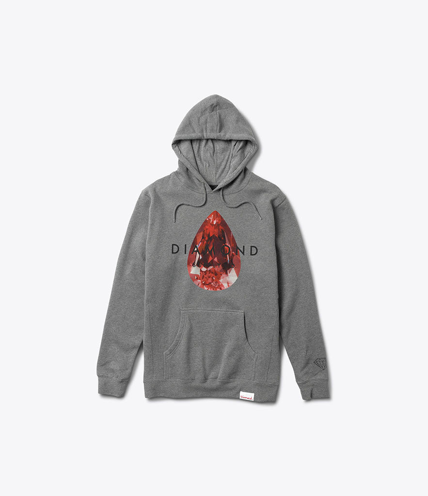 Teardrop Pullover Hood, Fall 2016 Sweatshirts -  Diamond Supply Co.