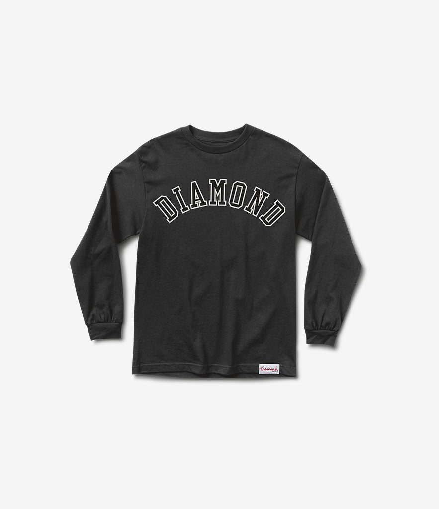 Diamond Arch Longsleeve Tee, Fall 2016 Tees -  Diamond Supply Co.