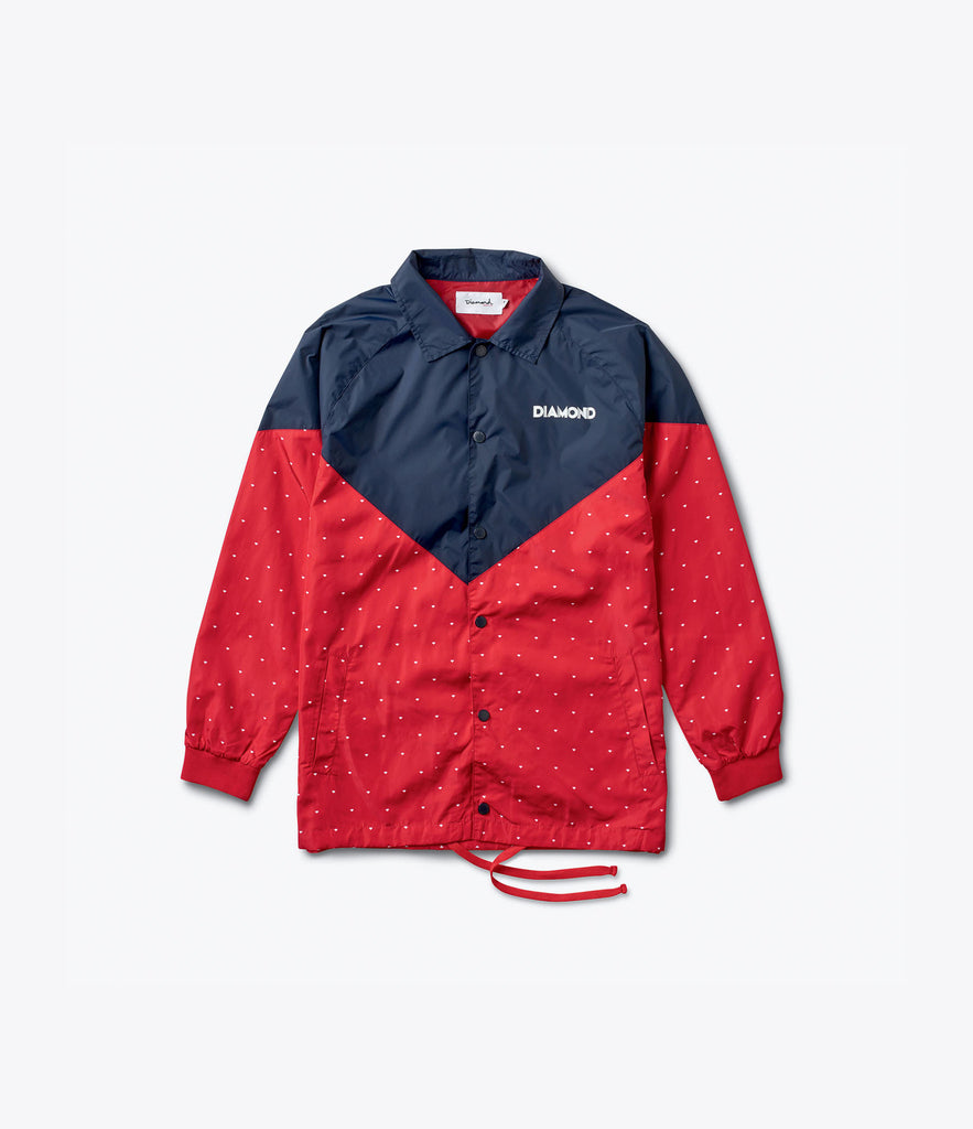 Deco Coaches Jacket, Summer 2016 Delivery 2 Jackets -  Diamond Supply Co.