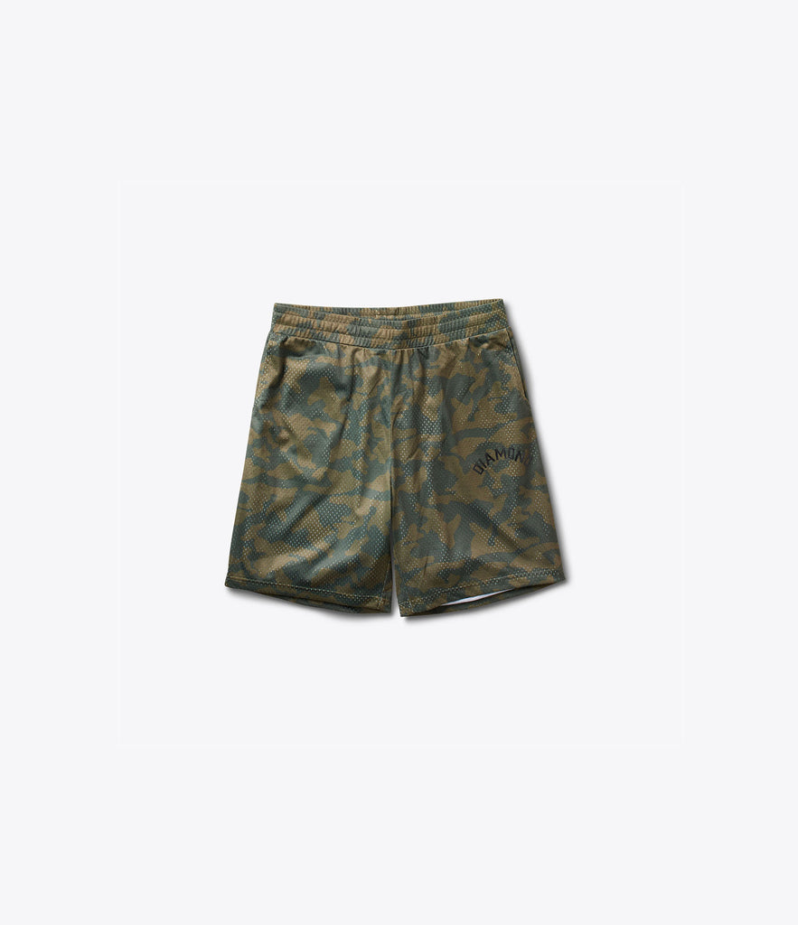 Diamond Arch Basketball Shorts, Summer 2016 Delivery 2 Cut-N-Sew -  Diamond Supply Co.