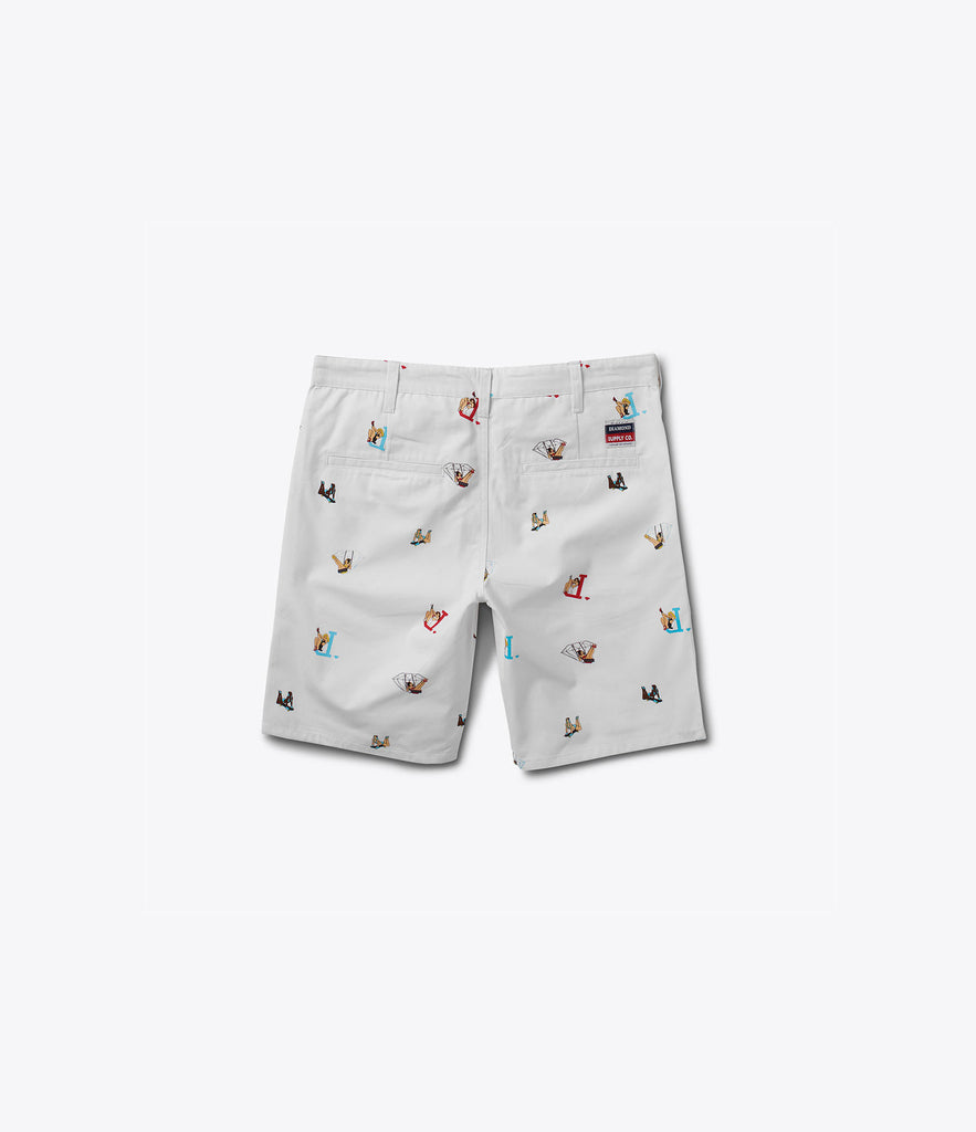 Pin Up Boardshorts, Summer 2016 Delivery 2 Cut-N-Sew -  Diamond Supply Co.