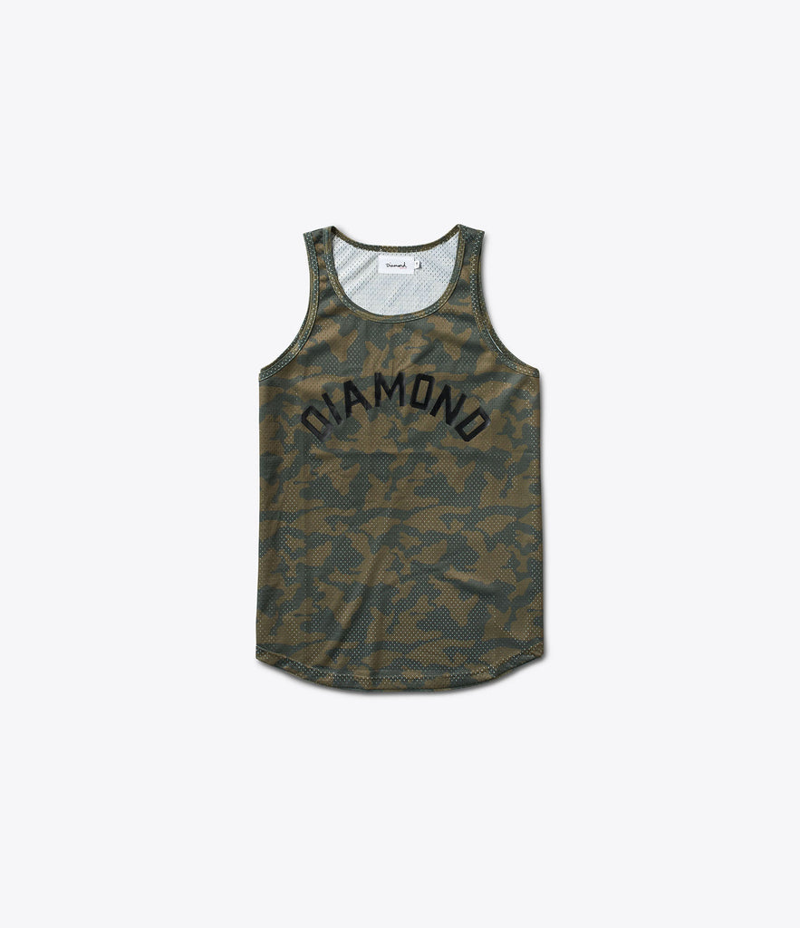 Diamond Arch Basketball Jersey, Summer 2016 Delivery 2 Cut-N-Sew -  Diamond Supply Co.