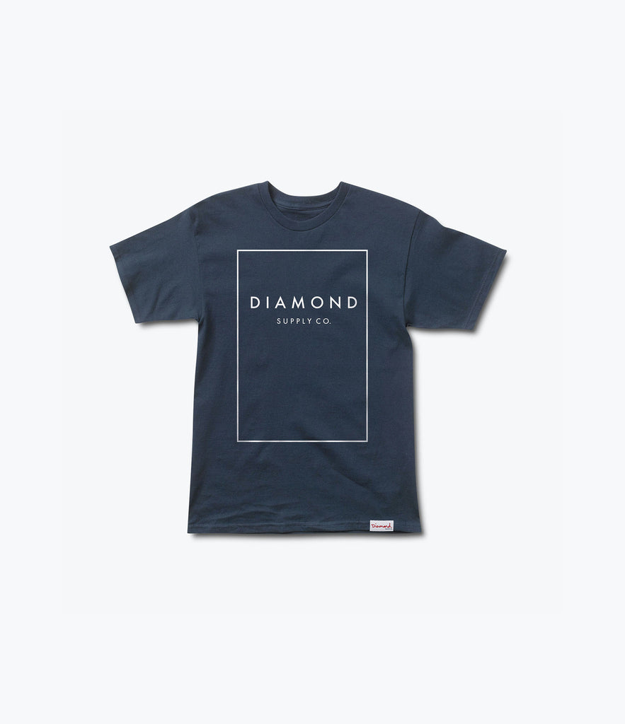 Boxed In Tee, Summer 2016 Delivery 2 Tees -  Diamond Supply Co.