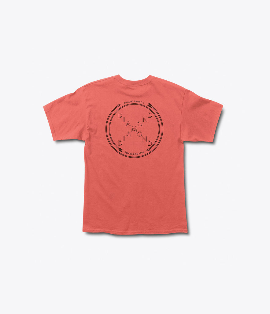 Crossed Up Tee, Summer 2016 Delivery 1 Tees -  Diamond Supply Co.