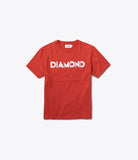 Deco Block Short Sleeve Tee, Summer 2016 Delivery 2 Cut-N-Sew -  Diamond Supply Co.