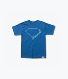 Linear Script Tee, Summer 2016 Delivery 2 Tees -  Diamond Supply Co.