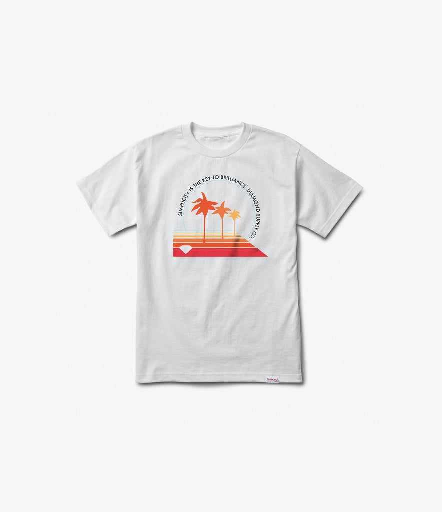 Palm Vibes Tee, Summer 2016 Delivery 1 Tees -  Diamond Supply Co.