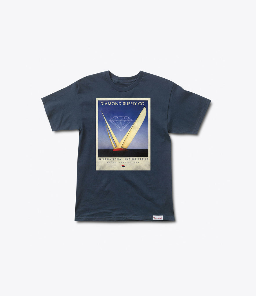 Racing Series Tee, Summer 2016 Delivery 1 Tees -  Diamond Supply Co.