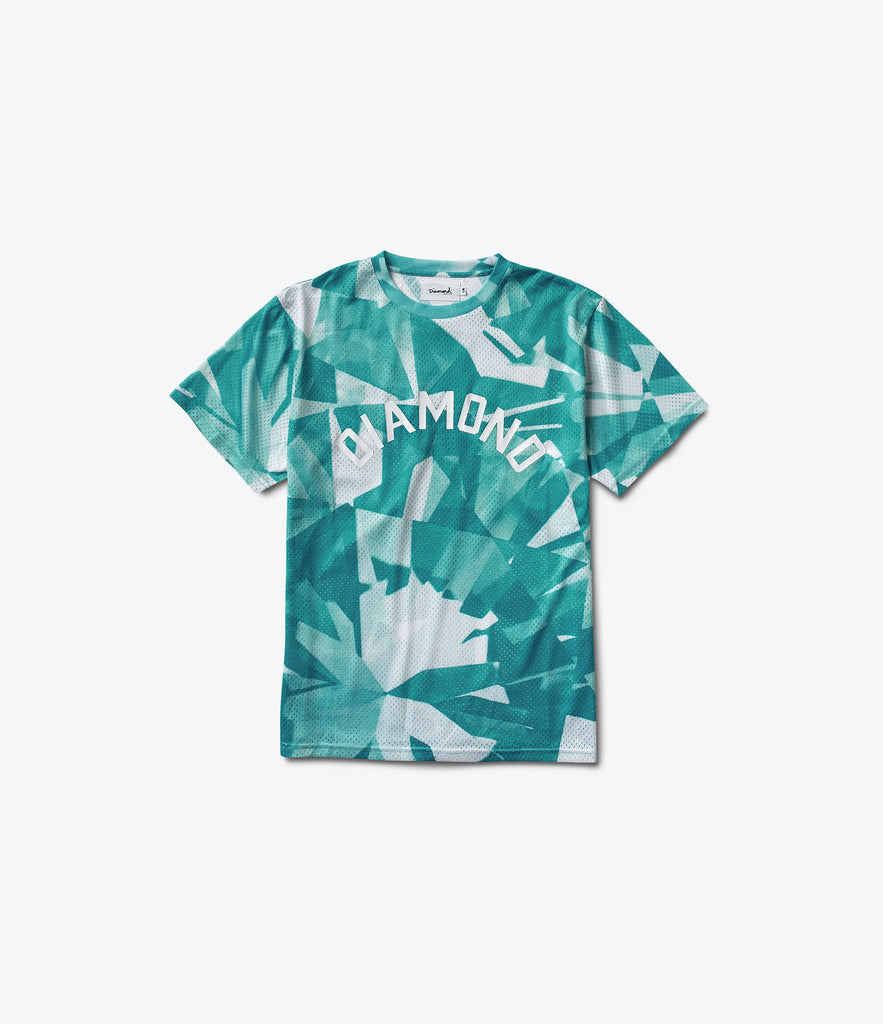 Simplicity Short Sleeve Tee, Summer 2016 Delivery 2 Cut-N-Sew -  Diamond Supply Co.