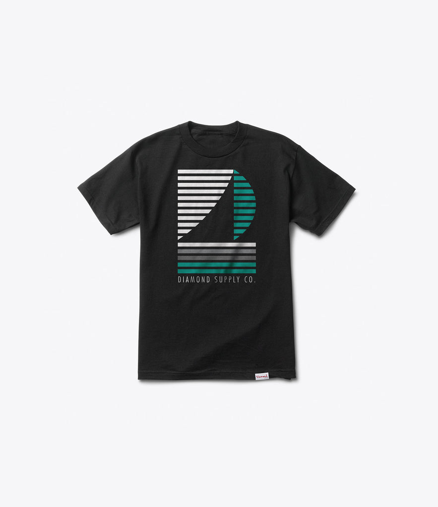 Stripe Boat Tee, Summer 2016 Delivery 1 Tees -  Diamond Supply Co.