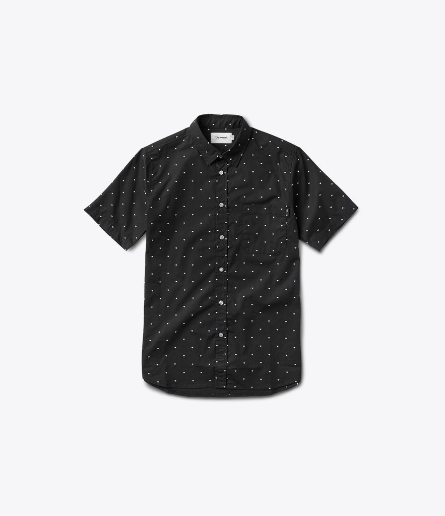 Deco Short Sleeve Woven, Summer 2016 Delivery 2 Cut-n-Sew -  Diamond Supply Co.