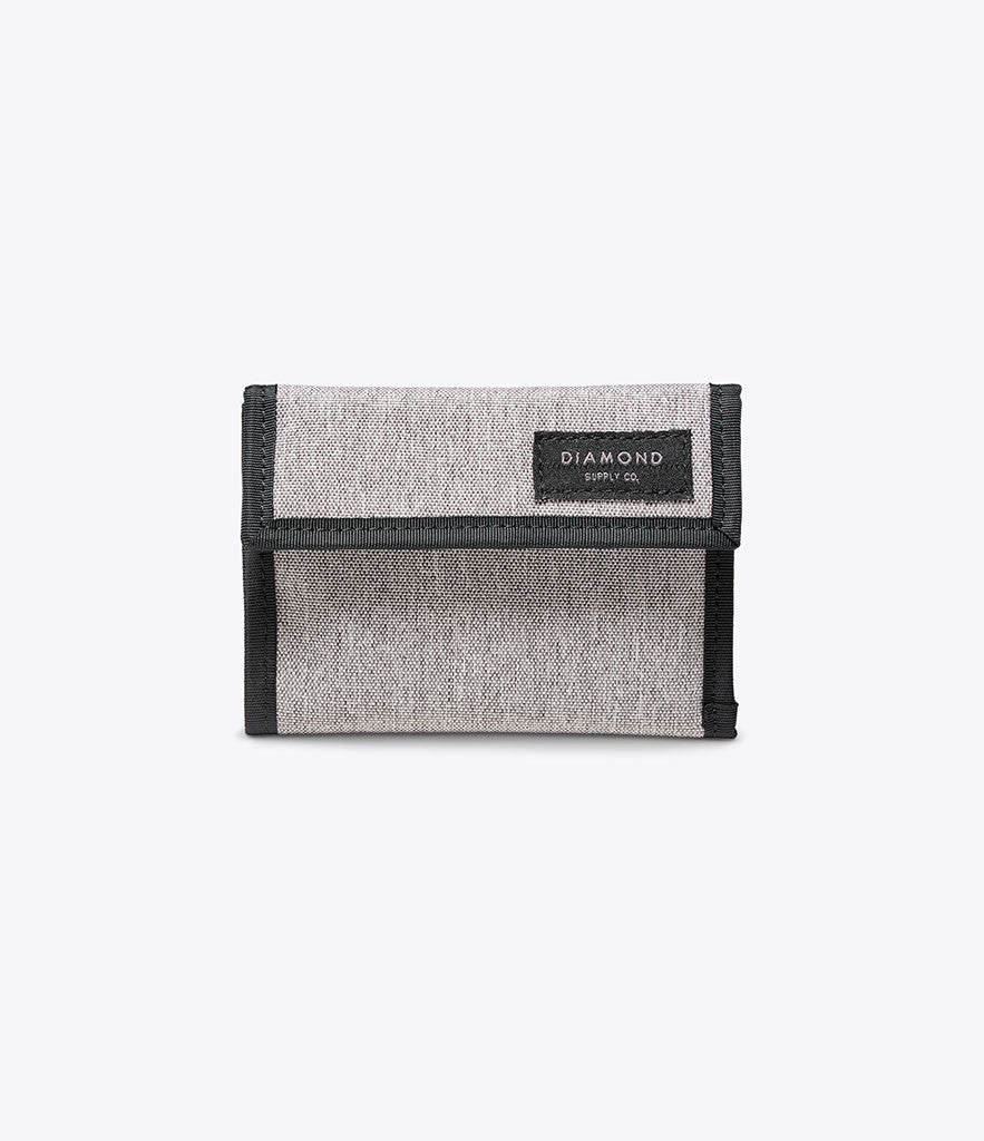Stone Cut Folding Wallet, Fall 2016 Accessories -  Diamond Supply Co.