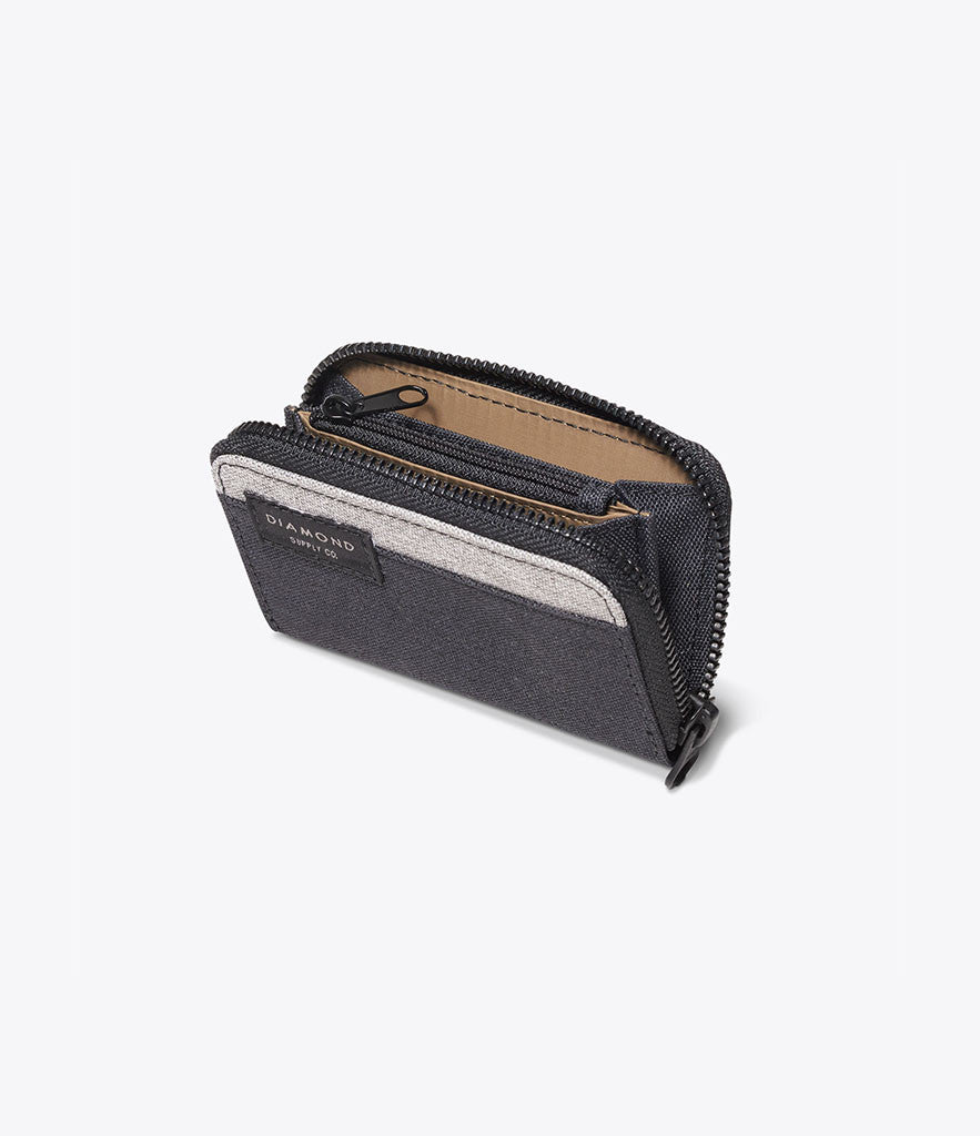 Stone Cut Coin Wallet, Fall 2016 Accessories -  Diamond Supply Co.